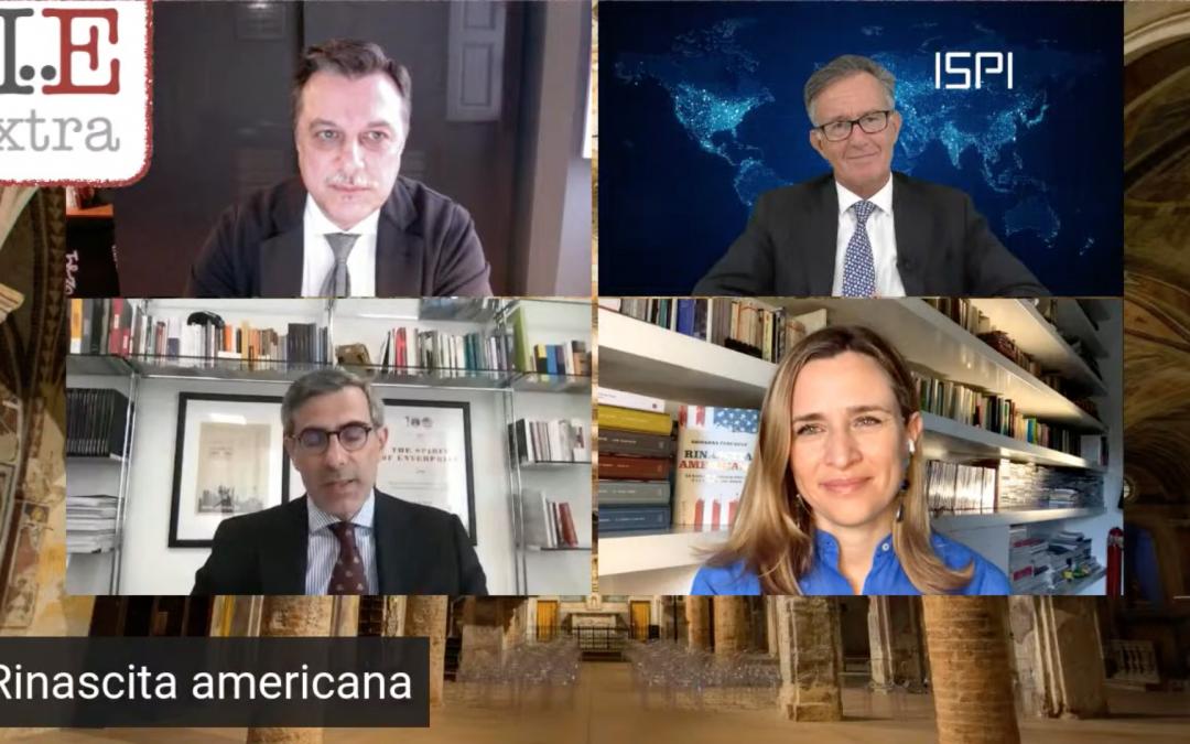 Equilibri politici internazionali ai 'Dialoghi Eula Extra'